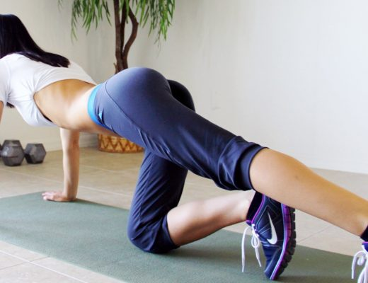 Exercises for buttocks