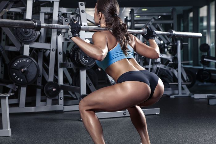 Exercises for the leg muscles