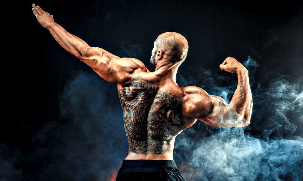 How to build broad back