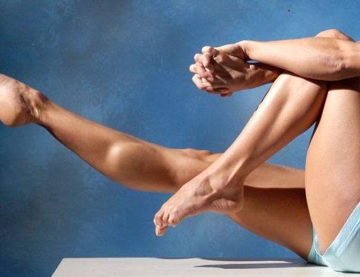 exercises for the calf muscles for girls