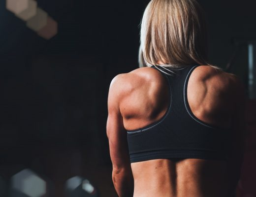 pump up the muscles of the back